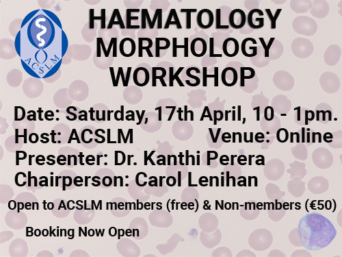 Haematology Morphology Workshop